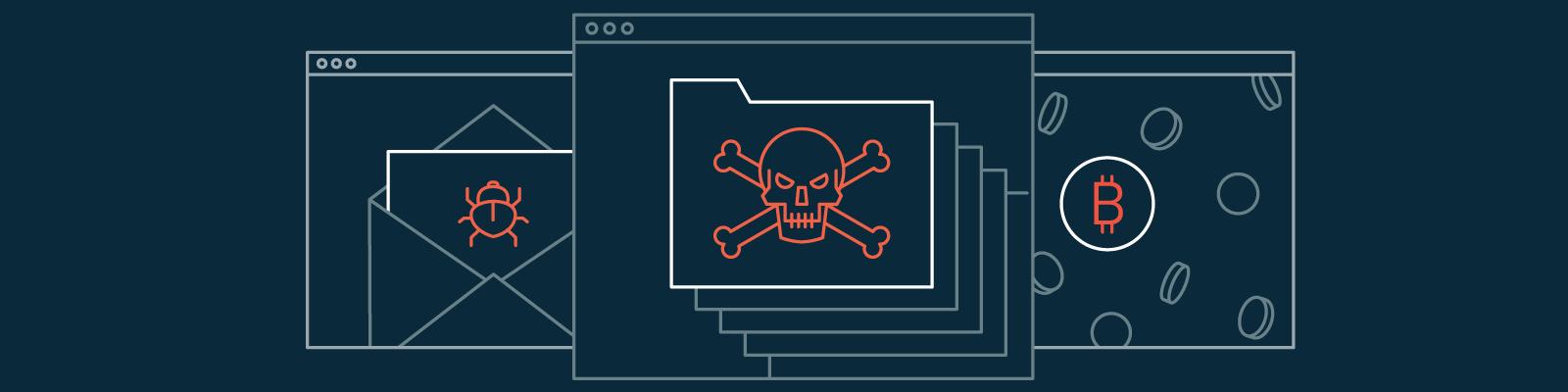 How Ransomware Locks Files on Google Drive